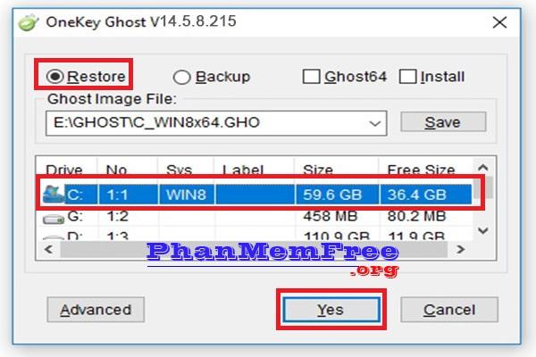 Ghost Windows 10 Onekey Ghost