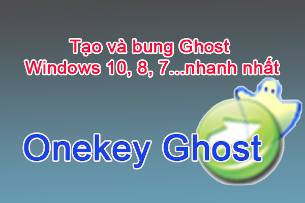 Download Onekey Ghost