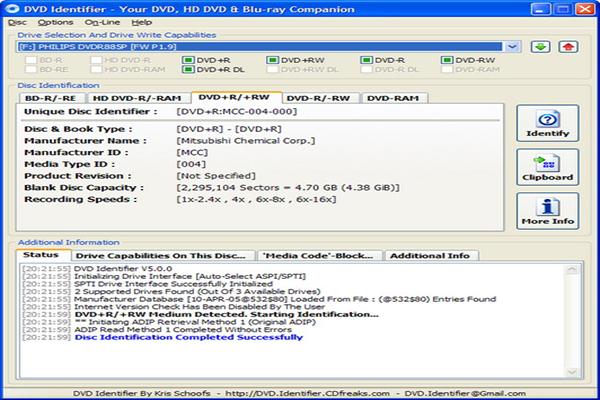Download DVD Identifier