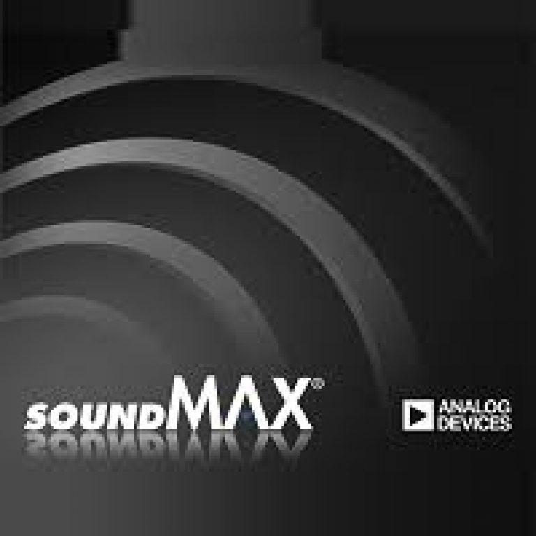 Download SoundMax Integrated Digital Audio Driver