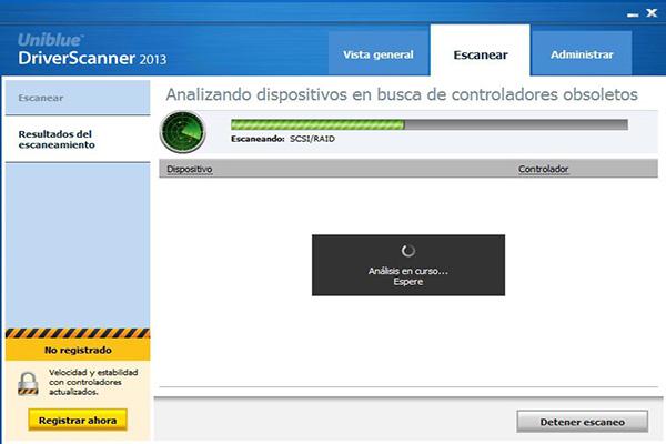 Download Uniblue DriverScanner