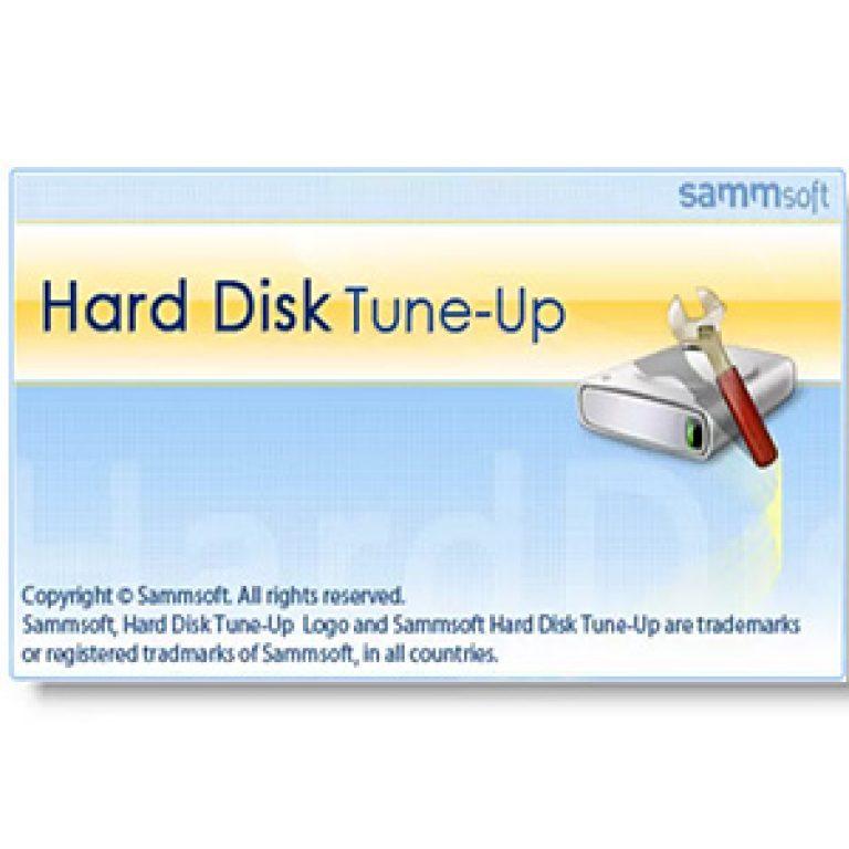 Hard Disk Tune Up