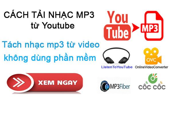 Tach Nhac Tu Youtube