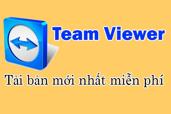 Tai TeamViewer