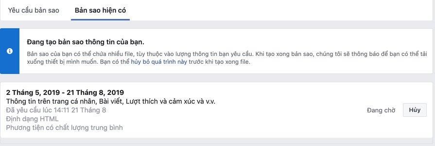 Ban Sao Luu Tai Khoan Facebook