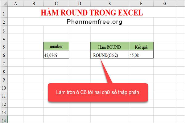 Cach Dung Ham Round Excel