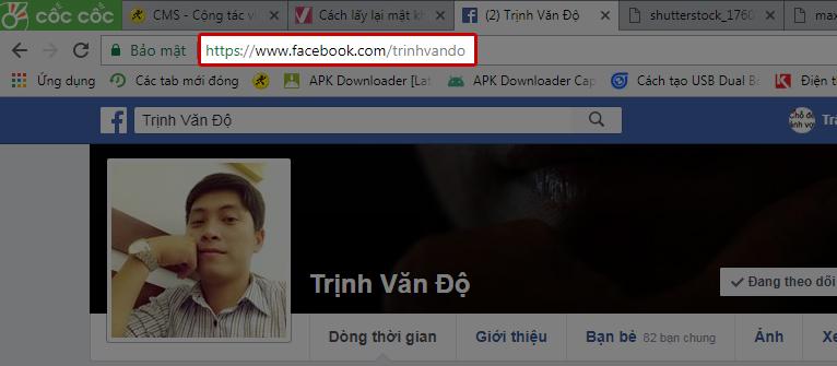 Cach lay lai mat khau facebook 8