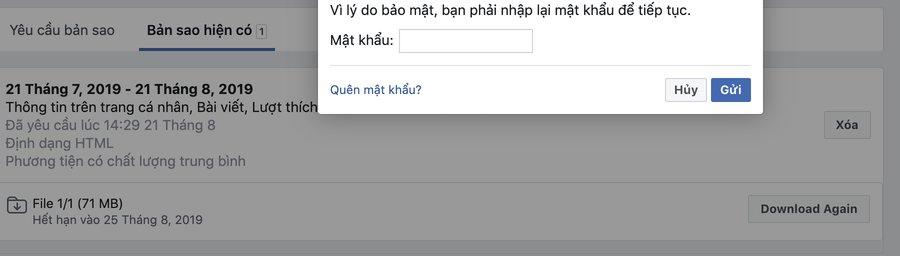 Tai Ban Sao Luu Tai Khoan Facebook