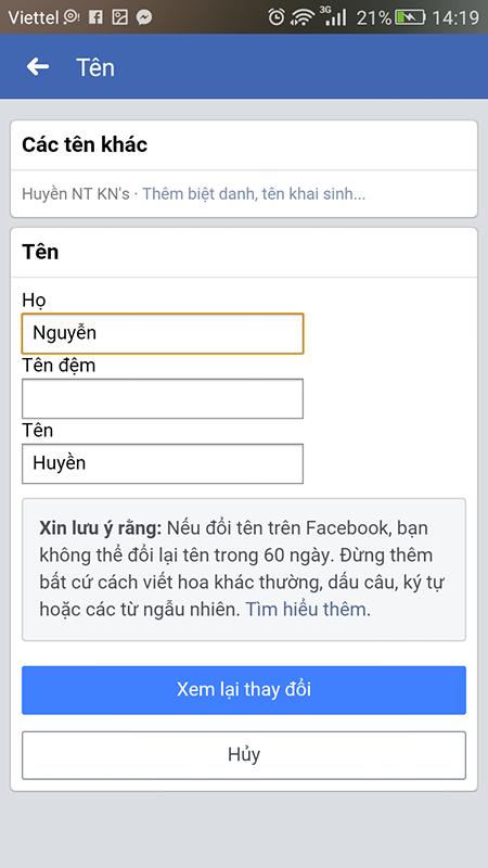 cach doi ten facebook tren dien thoai 3