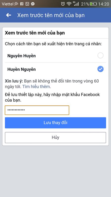 cach doi ten facebook tren dien thoai 4