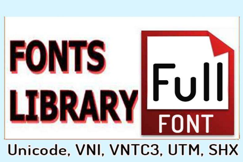 Download Font Full