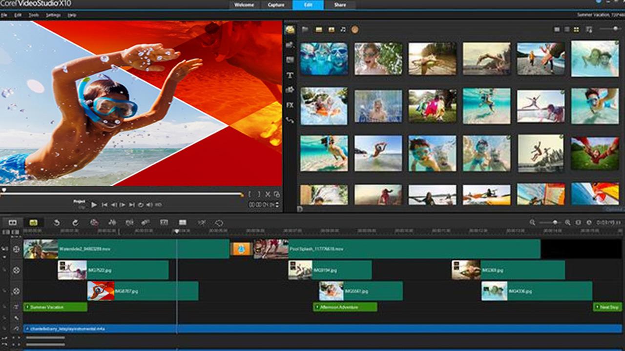 Corel Videostudio Ultimate Full Version