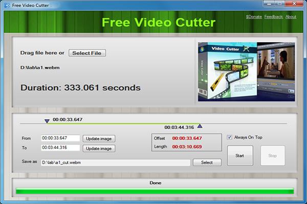 Free Video Cutter Cat Video
