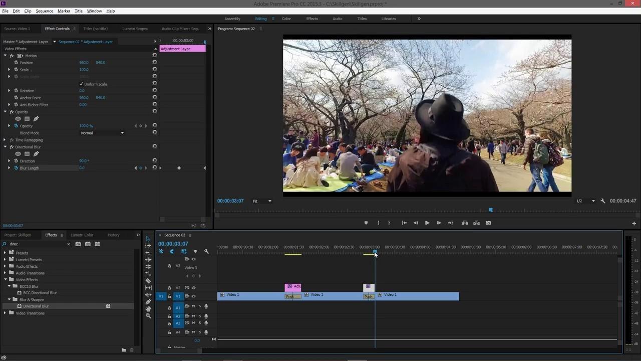 phan mem Adobe Premiere Pro