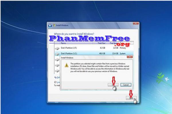 Cai Windows 7 Tu O Cung Chi Tiet Nhat