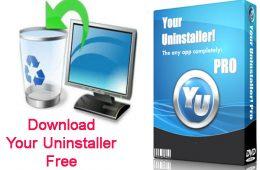 Download Your Uninstaller