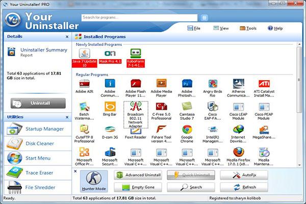 Your Uninstaller Pro Full