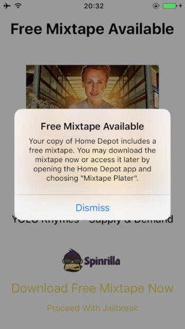 BetterHomeDepot Jailbreak Screenshot 4