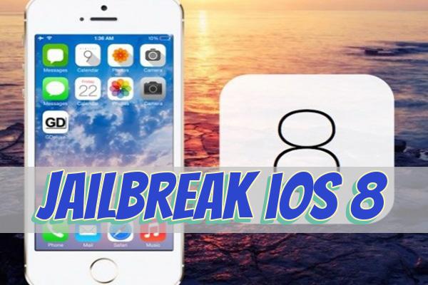Jailbreak iOS 8