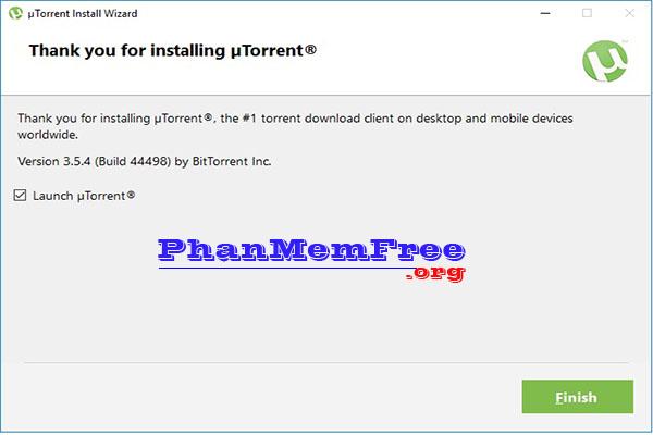 uTorrent Phan Mem Ho Tro Download